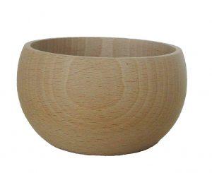 Miska drewniana mała firmy NIRO