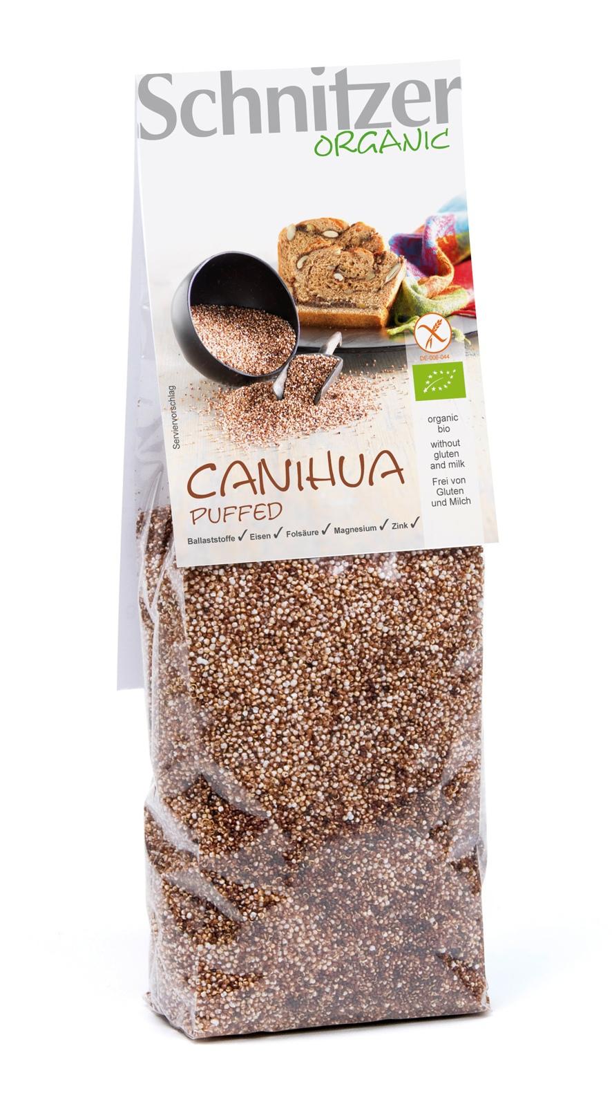 Prażone ziarna Canihua - bezglutenowe i elokogiczne