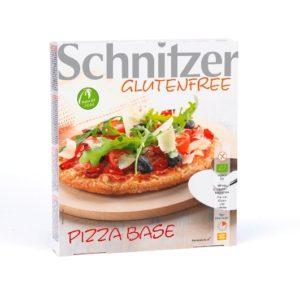 Bezglutenowy ekologiczny spód do pizzy