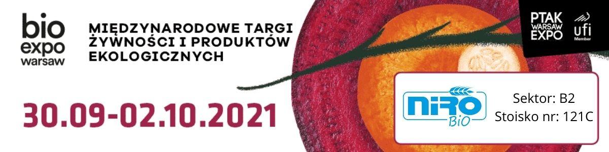 Targi Warszawa BioExpo 2021